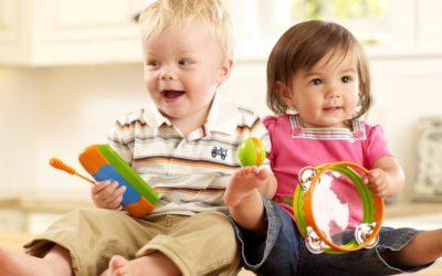 Desarrollo Psicomotor. La música en bebés de 0 a 1 año. Parte I
