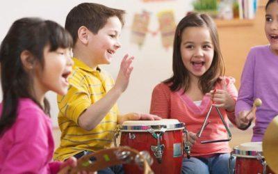 Desarrollo Psicomotor. La música en niños de 1 a 5 años. Parte II